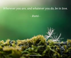 Rumi Love Quotes Gorgeous 48 Rumi Quotes On Love Life Friendship Tears Peace And Self