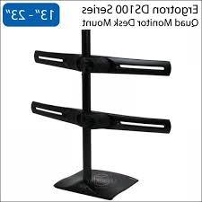 photo 1 of 8 ergotron ds100 13 23 inch quad monitor lcd desk mount stand ergotron ds100 quad