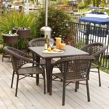 furniture Beautiful Commercial Outdoor Patio Furniture Wicker