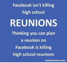 Attending A High School Reunion Varsity Reunions