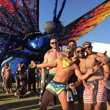 Festival for gay men