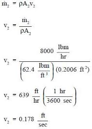 simplified bernoulli equation. now we can use the extended bernoulli equation to determine required pump head. simplified