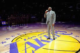 Los Angeles Lakers Fire Gm Mitch Kupchak Name Magic Johnson