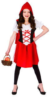 s little red riding hood costume tv book and film costumes mega fancy dress