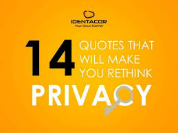 Privacy Quotes Interesting 48 Quotes That Will Make You Rethink Privacy