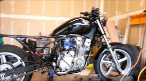 1992 honda nighthawk 750 cafe racer build part 4