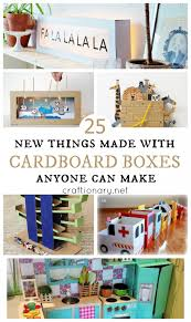 new cardboard box projects i hope you liked these diy