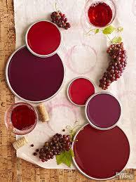 burgundy paint colorsRed Paint Colors