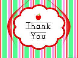 Teachers Powerpoint Templates Thank You Cards For Teachers Backgrounds For Powerpoint Events Ppt