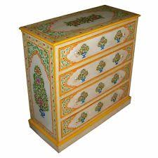floral painted furniture. hand painted chest of 4 drawers floral clearance sale furniture