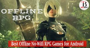 best offline rpg mobile games you can