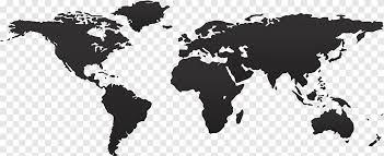 world map map wall decal world map