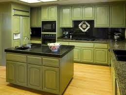 green painted kitchen cabinets. Simple Painted Green Kitchen Cabinets For Painted