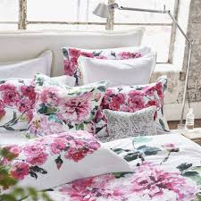 designers guild shanghai garden peony bedding