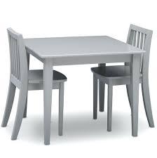 es r us next steps table and 2 chairs set grey es r us next steps