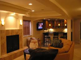 ... Best Basement Design Stunning 1