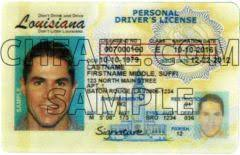 Buy Identification Fake Louisiana Id Scannable