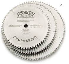 forrest blades. forrest chopmaster saw blades