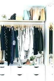 clothes storage ideas for bedroom closet shelves bedrooms without closets small