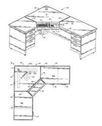 office desk design plans. See More About Corner Computer Desks Part 1 Thanks This Sketch Hit The Link For Desk Plans A Second Office Design E