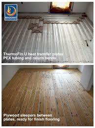wonderful laminate flooring radiant heat 24 best images about slab radiant floor heat on warm