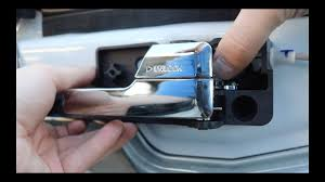 ford fusion door handle recall how to replace ford fusion door handle