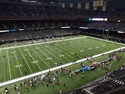 Mercedes Benz Superdome View From Upper Box 523 Vivid Seats