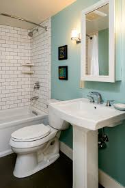 fancy design ideas small bathroom pedestal sink 6