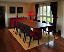 nice dining room furniture. Yannick Chastang Modern Wenge And Lacquer Dining Room Furniture Nice