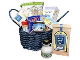 best of maine deluxe lobster rope gift basket