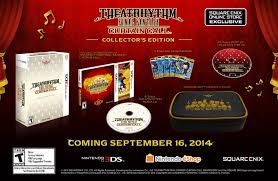 theatrhythm final fantasy curtain call collector s edition deserves a standing ovation