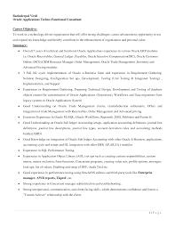 Techno Functional Consultant Sample Resume Techno Functional Consultant Sample Resume Shalomhouseus 4