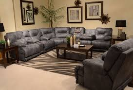 catnapper voyagerpower layflat reclining sectional