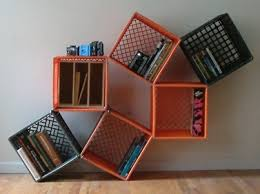 milk crate storage. Perfect Crate Milk Crate Shelves Intended Storage S