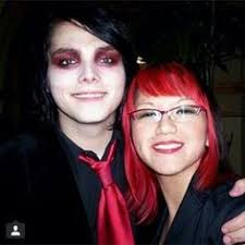 makeup gerard way video for helena three cheers for sweet revenge helena set makeupgerard waymy