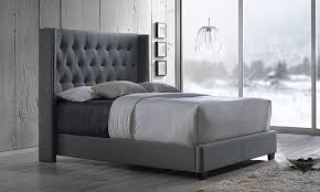 Container Door Ltd | Studded Quilted Bed Frame #7