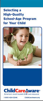 baby pamphlets child care brochures child care aware