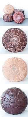 best  moroccan pouf ideas on pinterest  contemporary nursery