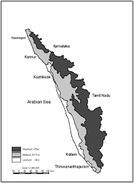 5 population and land use in kerala growing populations Low Cost House Plans In Trivandrum source resource atlas, centre for earth science studies, thiruvananthapuram Low Cost House USA