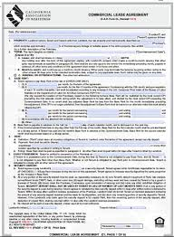 Free Commercial Property Lease Agreement Beauteous Exceptional Rental Agreements California Agreement Template Sample