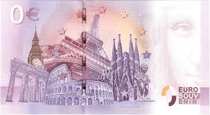 Gemeinsames gestaltungselement sind die 12 sterne der europäischen union, welche der griechischen mythologie entstammen und vollkommenheit symbolisieren. Der 0 Euro Souvenirschein Grundlagen Deutsches Munzenforum