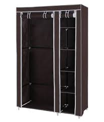 best home fancy and portable fold able cloth closet wardrobe cabinet multipurpose clothes closet portable wardrobe