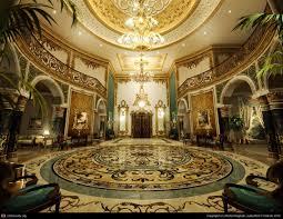 Palace Entrance Design Palace Interior Entrance Of A Palace 3ds Max Autocad