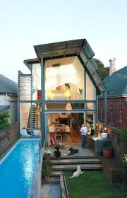 Tiny House With Pool Download By Small Pool House Design Plans