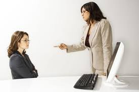 what is your greatest weakness job interview question supervisor scolding a subordinate