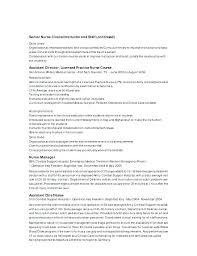 Sample Resume For Nurse Practitioner Best of Resume Cover Letter Nurse Cover Letter Nursing Student Download