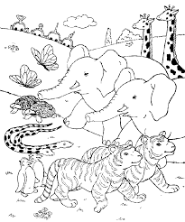 Small Picture Safari Bear Colouring Pages page 2 Coloring Home