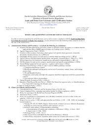 Certified Nursing Assistant Sample Resume Free Resume Example