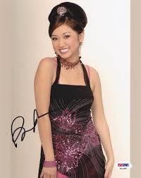 Brenda Song SIGNED 8x10 Photo Dads New Girl Suite Life PSA/DNA AUTOGRAPHED