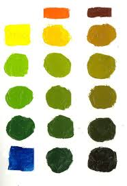 Acrylic Color Mixing Chart Are You A Color Chart Junkie Celebrating Color